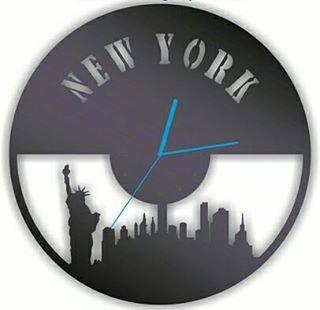 New York Cdr Vinyl Watches Free Vector