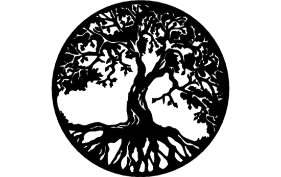 Tree of life dxf File
