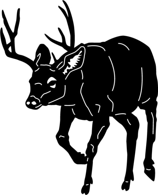 Animals dxf File