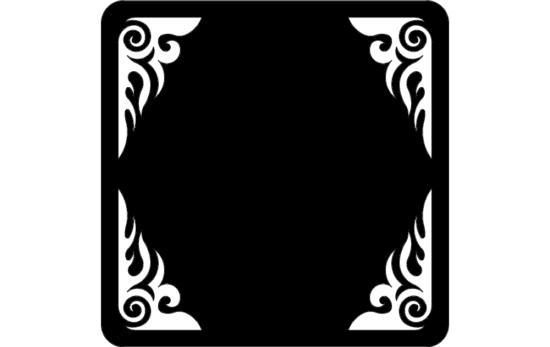 Frame- 1 dxf File