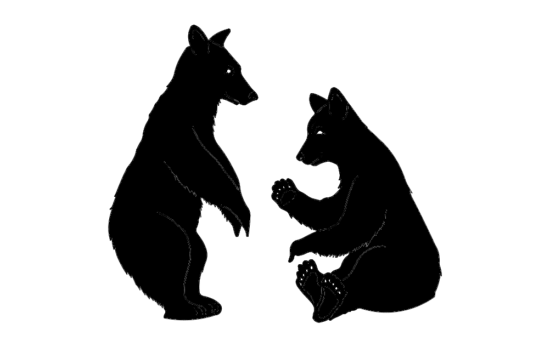 Bears 2 dxf File