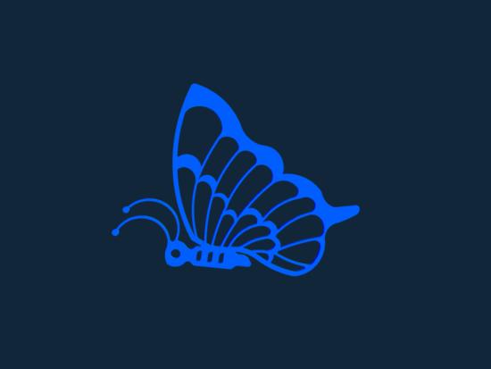 Butterfly stl file