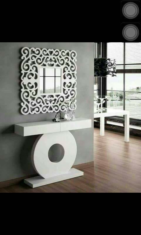 Mirror Frame dxf file