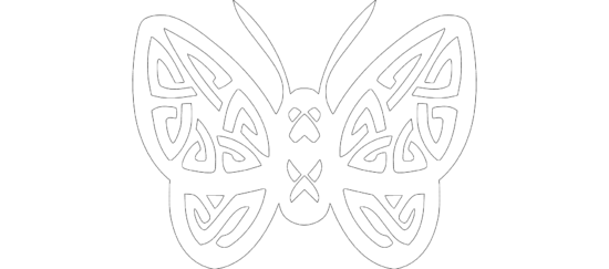 Butterfly dxf file