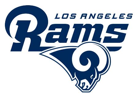 St. Louis Rams Logo DXF File