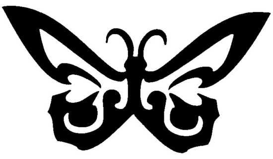Butterfly1 dxf file