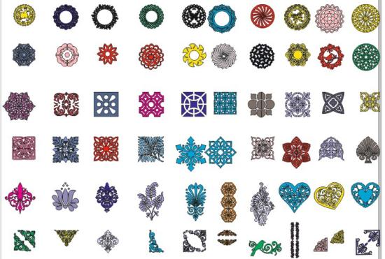 Mandala Round Ornament Pattern Vintage Decorative Free Vector