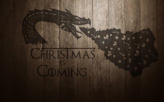 Cdr File Christmas Dragon Free Vector